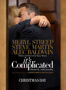 It's Complicated - 11 x 17 Movie Poster - Style D