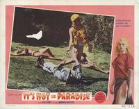 It's Hot in Paradise - 11 x 14 Movie Poster - Style A