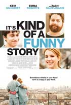 It's Kind of a Funny Story - 43 x 62 Movie Poster - Bus Shelter Style A