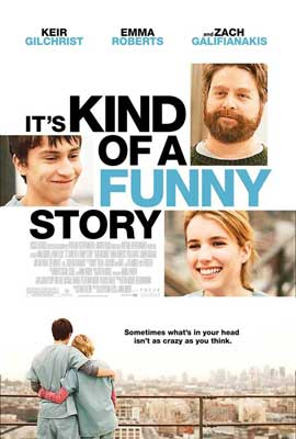 It's Kind of a Funny Story - 11 x 17 Movie Poster - Style B