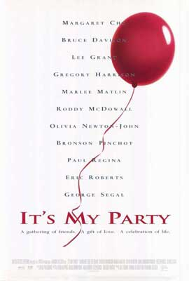 It's My Party - 27 x 40 Movie Poster - Style A