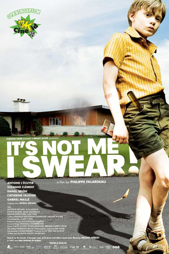 Legal It's Not Me, I Swear! Movie Download - Yashawn