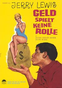 Its Only Money - 11 x 17 Movie Poster - German Style A