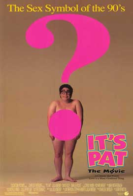 It's Pat: The Movie - 11 x 17 Movie Poster - Style A