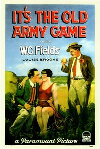 It's the Old Army Game - 11 x 17 Movie Poster - Style A