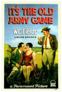 It's the Old Army Game - 27 x 40 Movie Poster - Style A