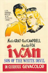 Ivan, Son of the White Devil - 11 x 17 Movie Poster - Style A
