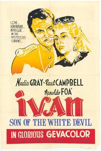 Ivan, Son of the White Devil - 43 x 62 Movie Poster - Bus Shelter Style A