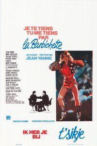 I've Got You, You've Got Me by the Chin Hairs - 11 x 17 Movie Poster - Belgian Style A
