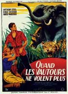 Ivory Hunter - 11 x 17 Movie Poster - French Style A