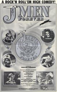 J-Men Forever! - 11 x 17 Movie Poster - Style A