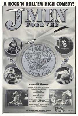 J-Men Forever! - 27 x 40 Movie Poster - Style A