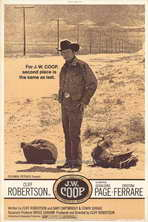 J. W. Coop - 27 x 40 Movie Poster - Style A