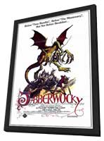 Jabberwocky - 11 x 17 Movie Poster - Style B - in Deluxe Wood Frame