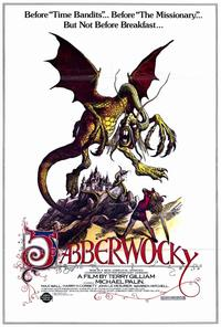 Jabberwocky - 27 x 40 Movie Poster - Style B