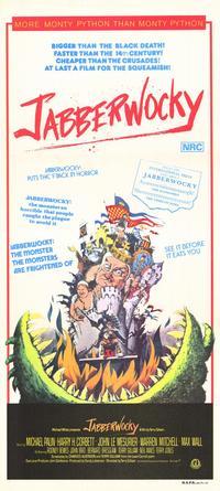 Jabberwocky - 11 x 17 Movie Poster - Style C