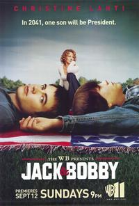 Jack & Bobby - 27 x 40 TV Poster - Style A