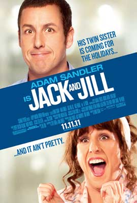 Jack and Jill - 11 x 17 Movie Poster - Style A