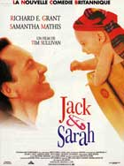 Jack & Sarah - 11 x 17 Movie Poster - French Style A