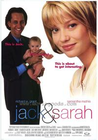 Jack and Sarah - 11 x 17 Movie Poster - Style A