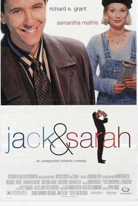Jack and Sarah - 11 x 17 Movie Poster - Style B