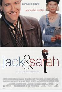 Jack and Sarah - 27 x 40 Movie Poster - Style A