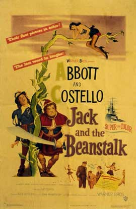 Jack & the Beanstalk - 11 x 17 Movie Poster - Style A