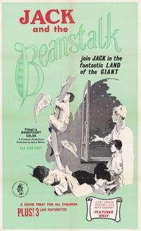 Jack and the Beanstalk - 11 x 17 Movie Poster - Style B