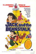 Jack and the Beanstalk - 11 x 17 Movie Poster - Style A