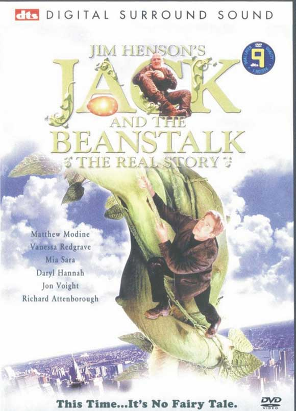 jack and the beanstalk the real story movie poster 2001 1020476322 دانلود فیلم Jack and the Beanstalk: The Real Story 2001