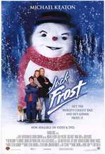 Jack Frost - 11 x 17 Movie Poster - Style B