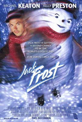 Jack Frost - 11 x 17 Movie Poster - Style A