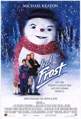 Jack Frost - 27 x 40 Movie Poster - Style B