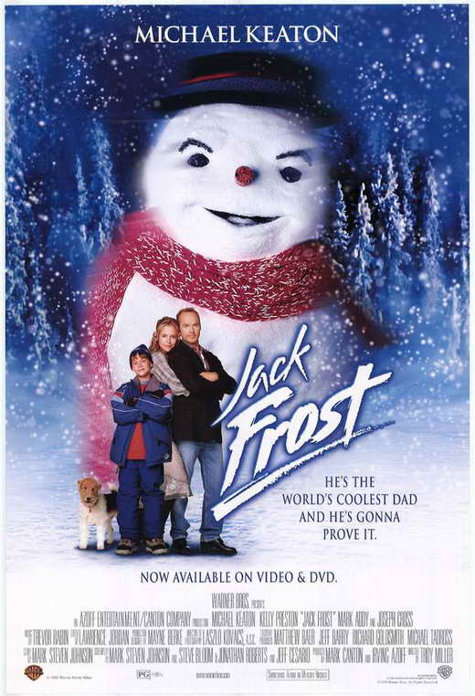 Jack Frost Movie Posters From Movie Poster Shop