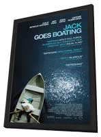Jack Goes Boating - 11 x 17 Movie Poster - Style A - in Deluxe Wood Frame