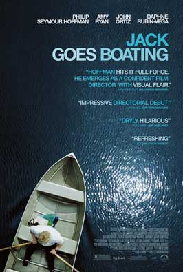 Jack Goes Boating - 11 x 17 Movie Poster - Style A - Double Sided