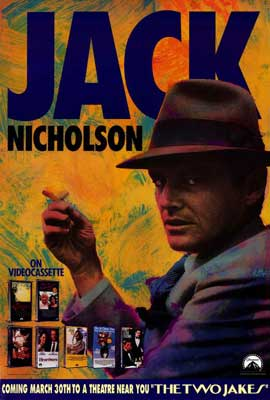 NIcholson, Jack - 27 x 40 Movie Poster - Style A