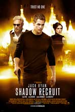 """Jack Ryan: Shadow Recruit"" Movie Poster"