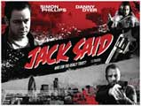 Jack Said - 30 x 40 Movie Poster UK - Style A