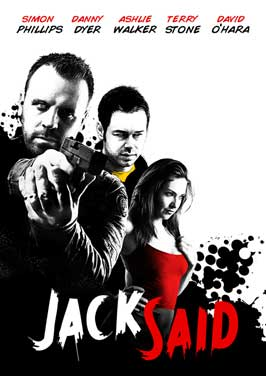 Jack Said - 11 x 17 Movie Poster - Style A