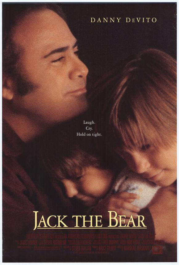 Jack The Bear Movie Posters From Movie Poster Shop