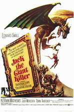 Jack the Giant Killer - 11 x 17 Movie Poster - Style A