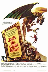 Jack the Giant Killer - 27 x 40 Movie Poster - Style A