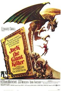 Jack the Giant Killer - 43 x 62 Movie Poster - Bus Shelter Style A