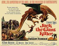 Jack the Giant Killer - 27 x 40 Movie Poster - Style B