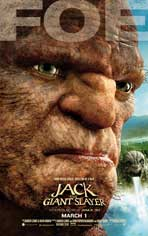 Jack the Giant Slayer - 27 x 40 Movie Poster - Style F