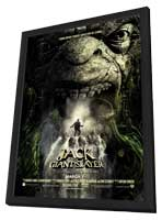 Jack the Giant Slayer - 27 x 40 Movie Poster - Style A - in Deluxe Wood Frame