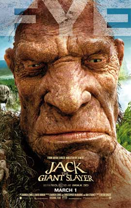 Jack the Giant Slayer - 27 x 40 Movie Poster - Style E