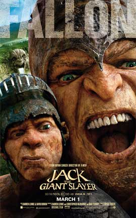 Jack the Giant Slayer - 27 x 40 Movie Poster - Style G