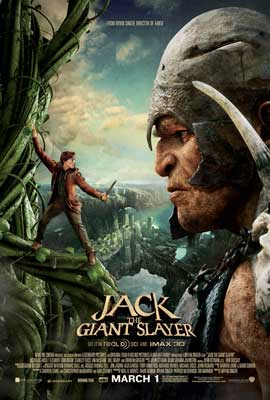 Jack the Giant Slayer - DS 1 Sheet Movie Poster - Style B